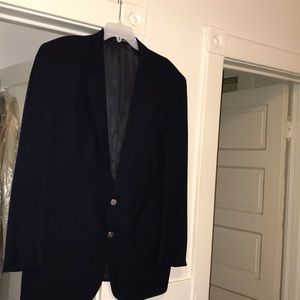 Men's vintage Burberry blazer